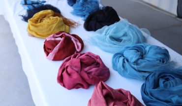 Natural Dyed Cloth 1568967 960 720