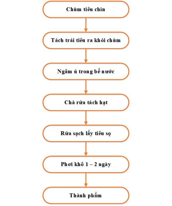 Quy Trinh Che Bien Tieu Trang