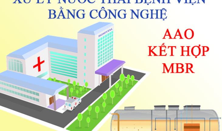 Xu Ly Nuoc Thai Benh Vien Bang Cong Nghe Aao Ket Hop Mbr